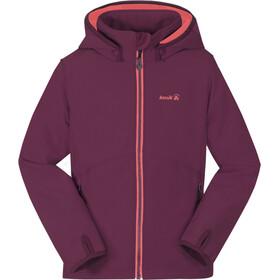 Kamik Faye Softshell Jacket Kids, violet